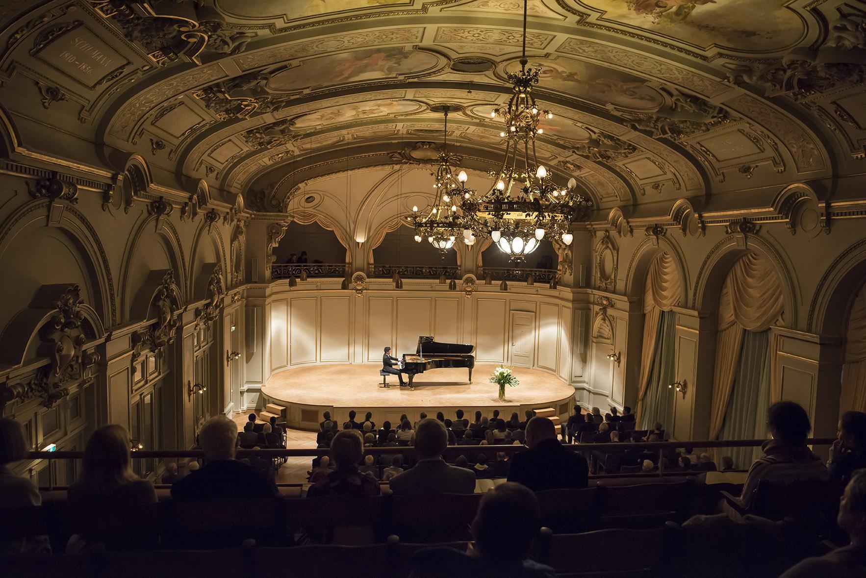 Benedek Horváth, 1. Preisträger Rahn Musikpreis 2016, V. Rahn Continuo Konzert 2017