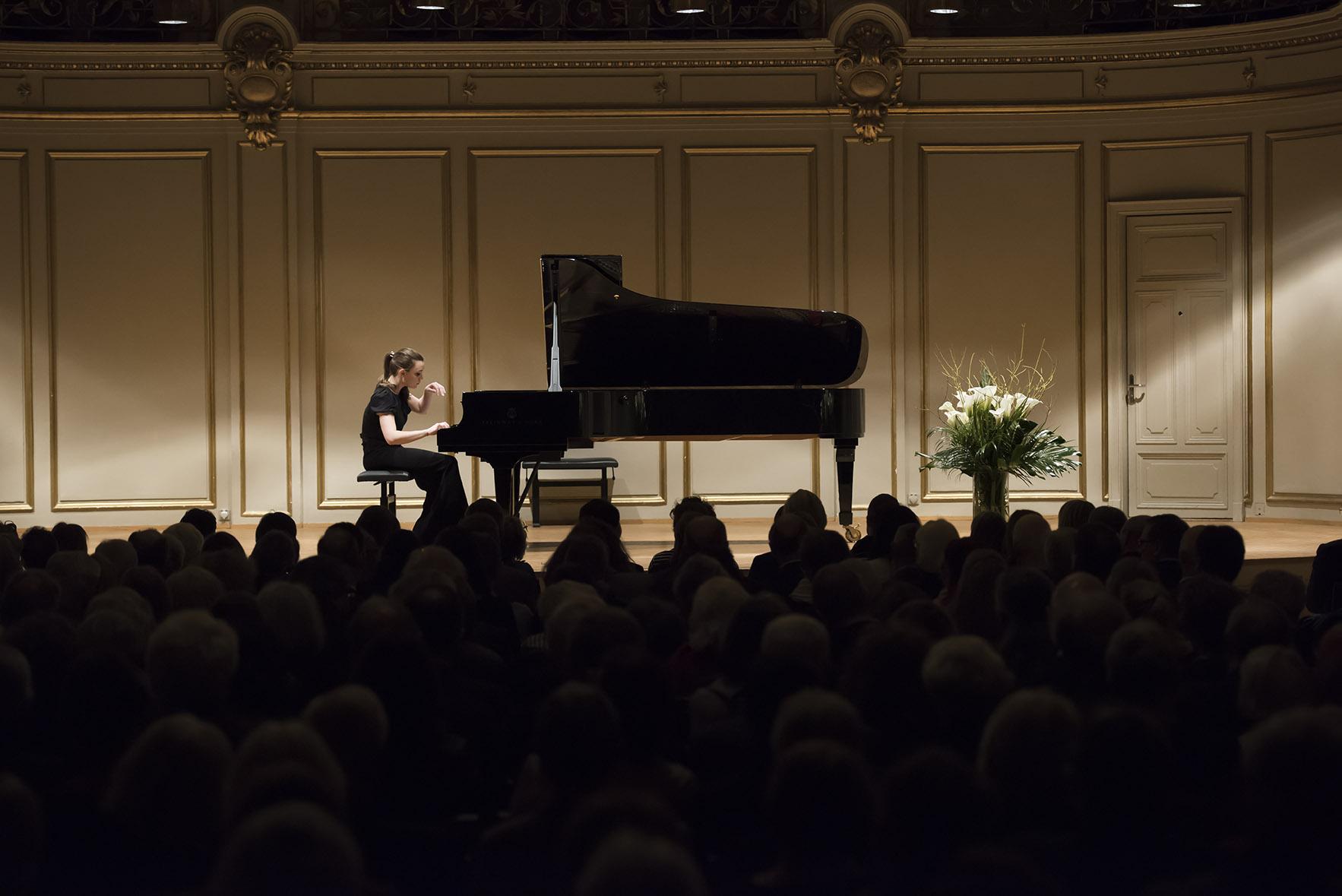 Chiara Opalio, 1. Preisträgerin Rahn Musikpreis 2016, V. Rahn Continuo Konzert 2017