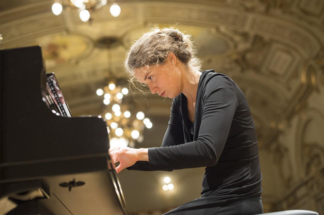 Alexandra Sikorskaya, 3. Preisträgerin Rahn Musikpreis 2016, V. Rahn Continuo Konzert 2017