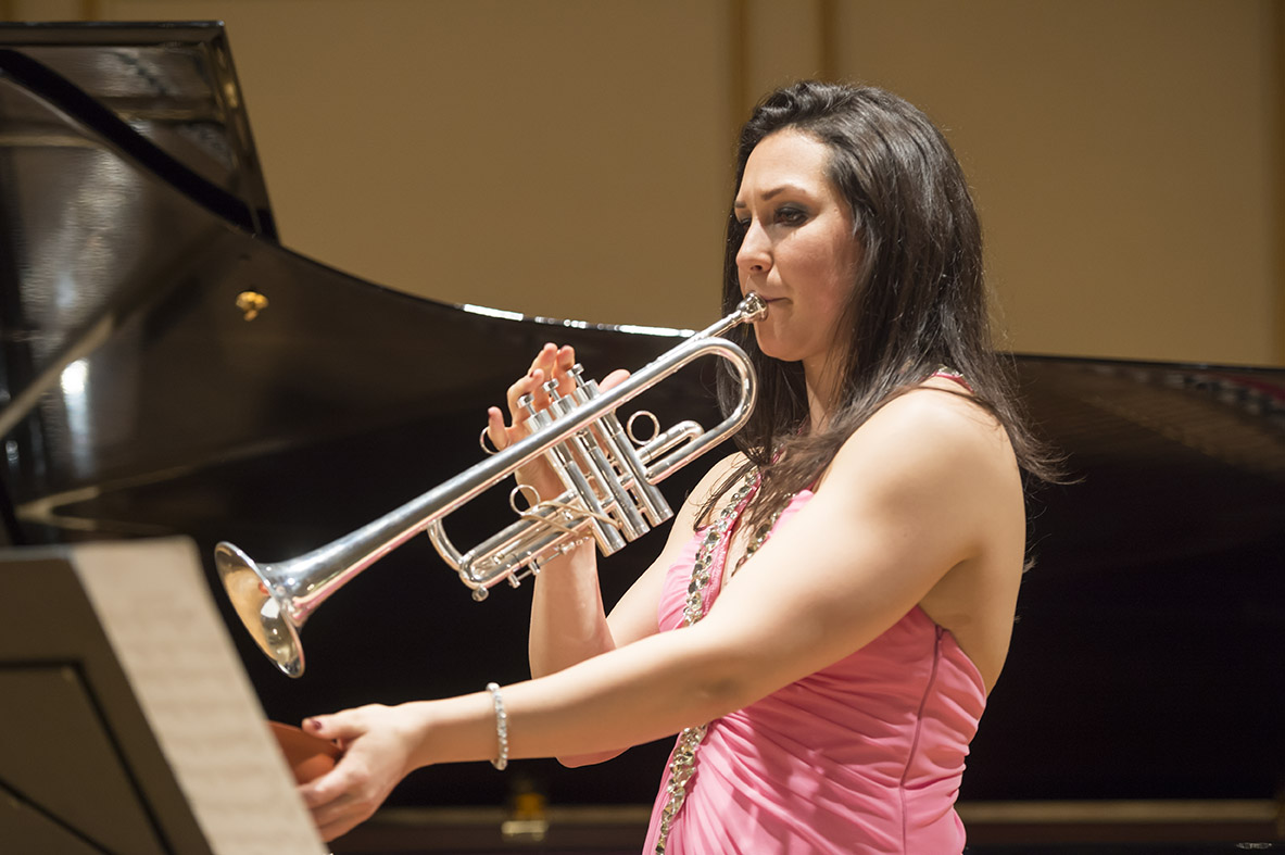 Manuela Fuchs, Stipendiatin Rahn Kulturfonds, V. Rahn Continuo Konzert 2017