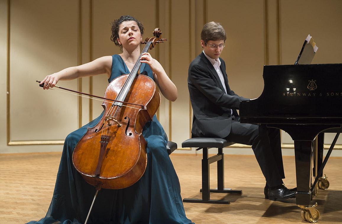 Miriam Prandi, 1. Preisträgerin Rahn Musikpreis 2014, V. Rahn Continuo Konzert 2017