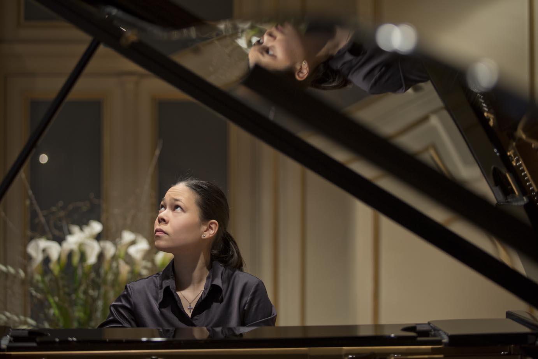 Maki Wiederkehr, 1. Preisträgerin Rahn Musikpreis 2012, IV. Rahn Continuo Konzert 2013