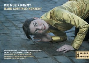 I. Rahn Continuo Konzert