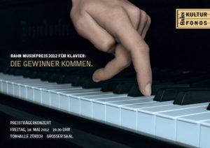 Rahn Musikpreis 2012