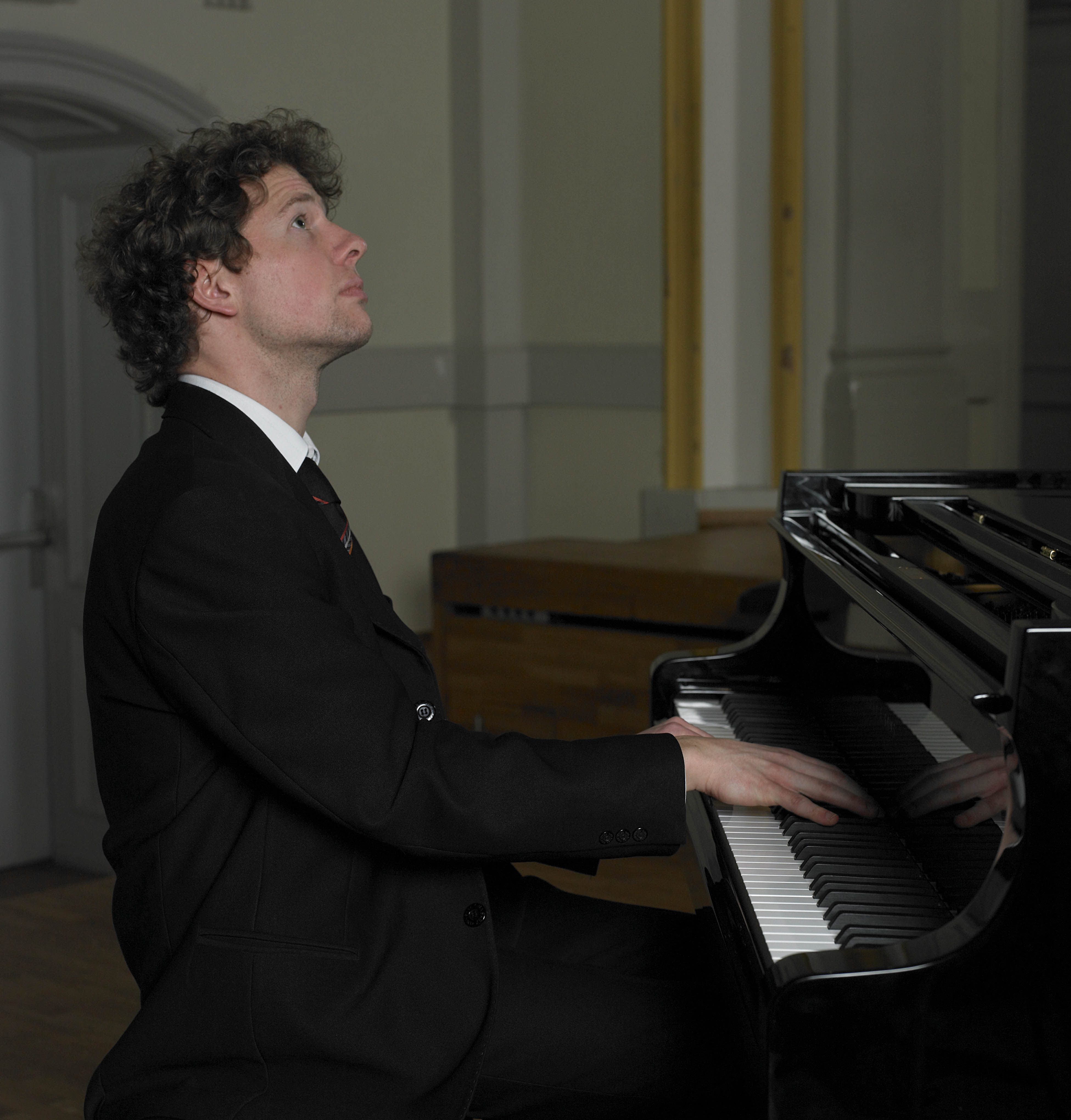 Christoph Scheffelt - Rahn Musikpreis 2008