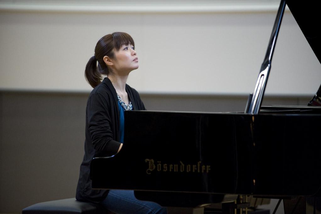Rahn Musikpreis 2012, Mari Tada