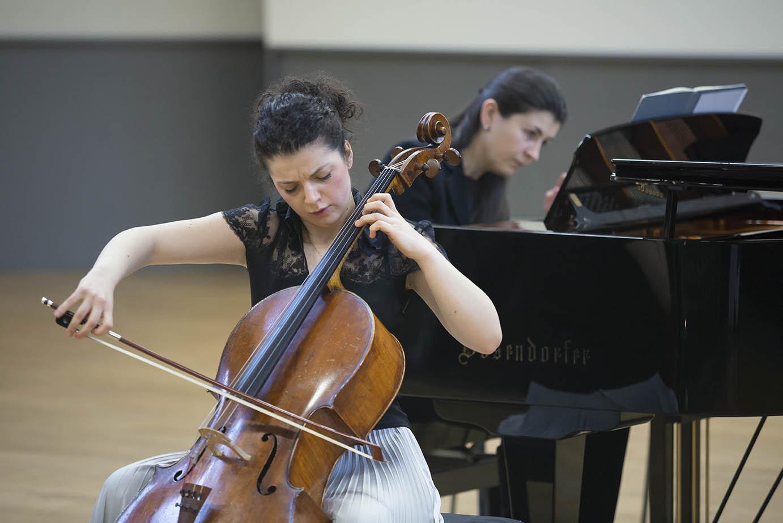 Miriam Prandi - Rahn Musikpreis 2014