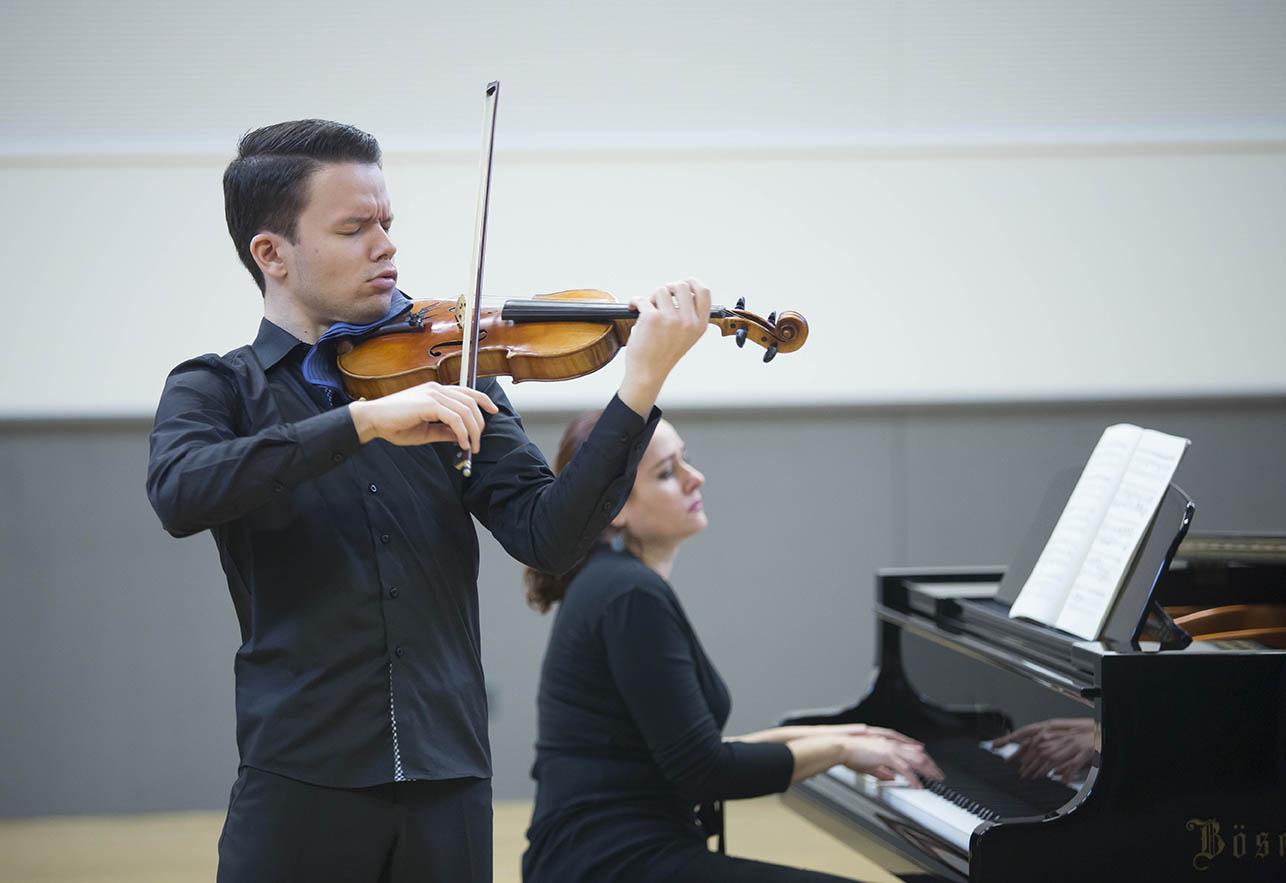 Rahn Musikpreis 2014, Rustem Monasypov