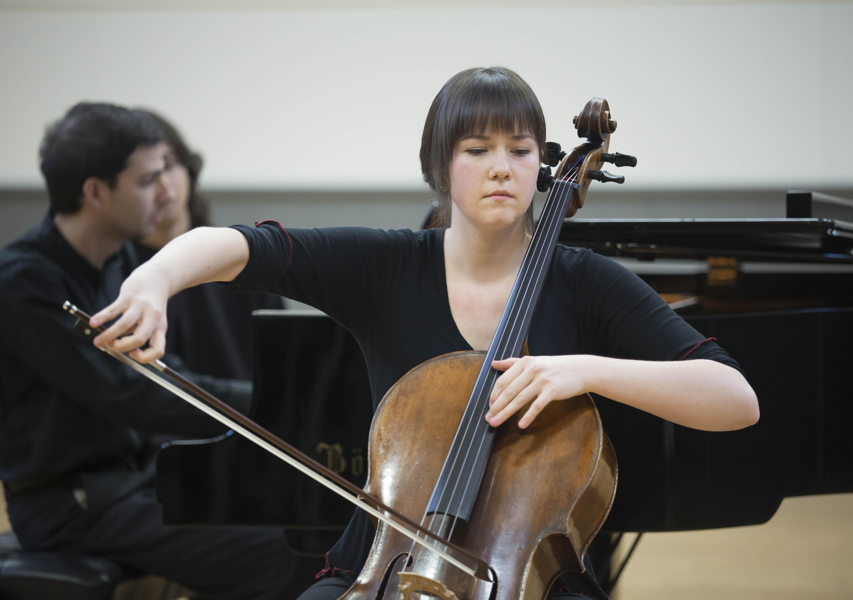 Vanessa Hunt Russell - Rahn Musikpreis 2014