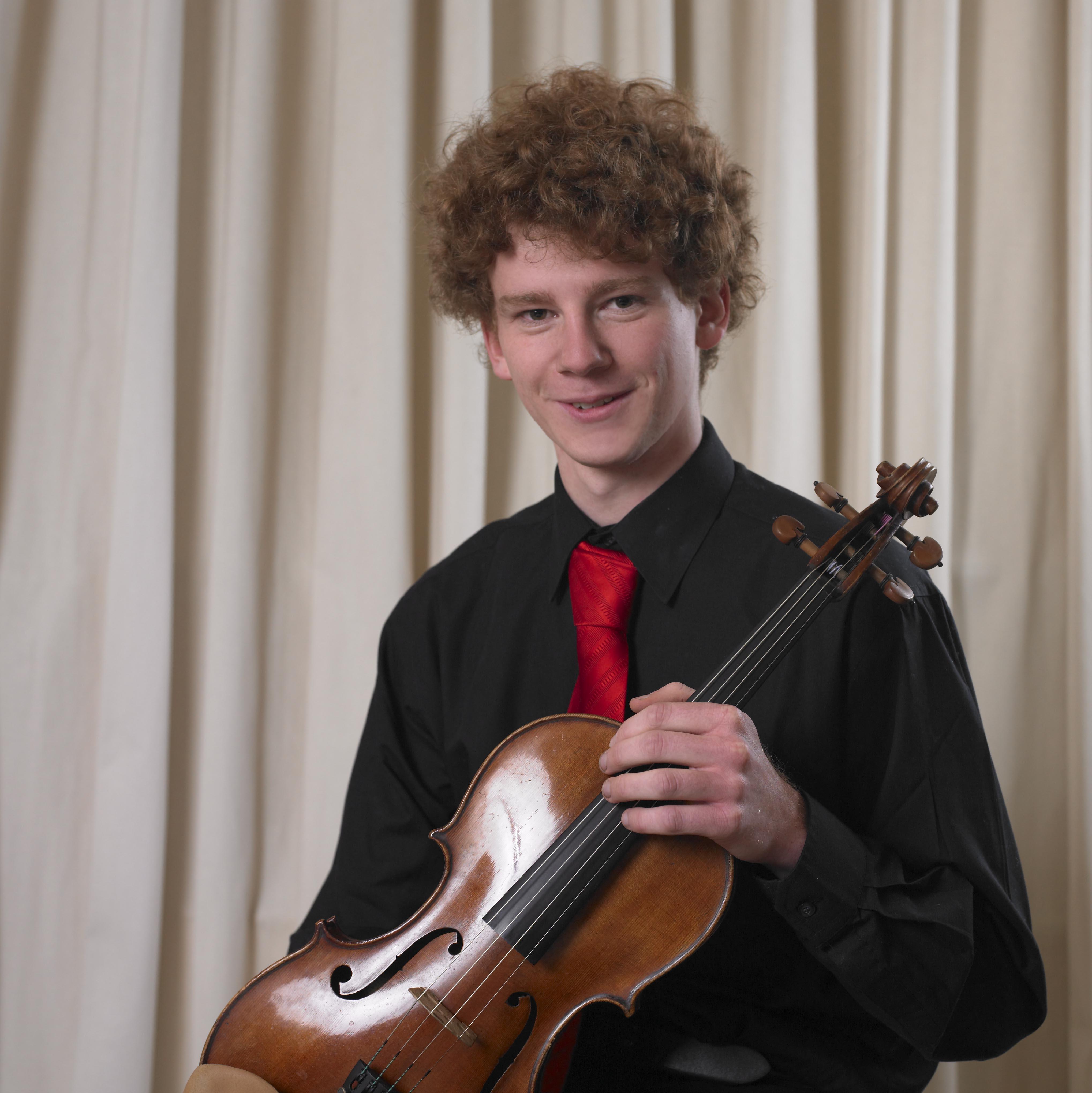 Rahn Musikpreis 2006, Veit Hertenstein, 2. Preis Viola