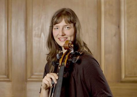 Gunta Abele, 3. Preis Violoncello Rahn Musikpreis 2010