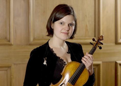 Malwina Sosnowski, 3. Preis Violine Rahn Musikpreis 2010