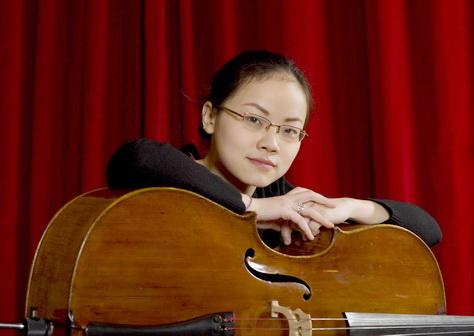 Mi Zhou, 1. Preis Violoncello Rahn Musikpreis 2010