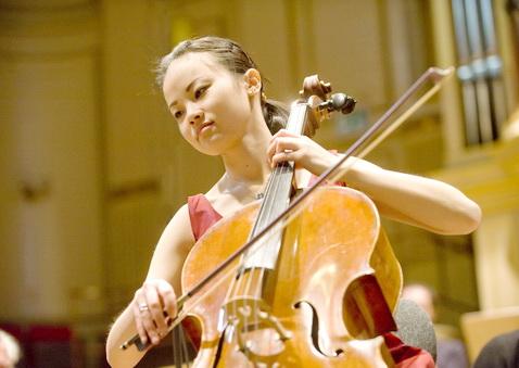 Mi Zhou Preisträgerkonzert 2010