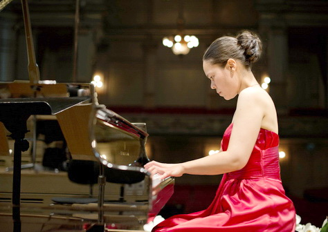 Maki Wiederkehr Preisträgerkonzert 2012