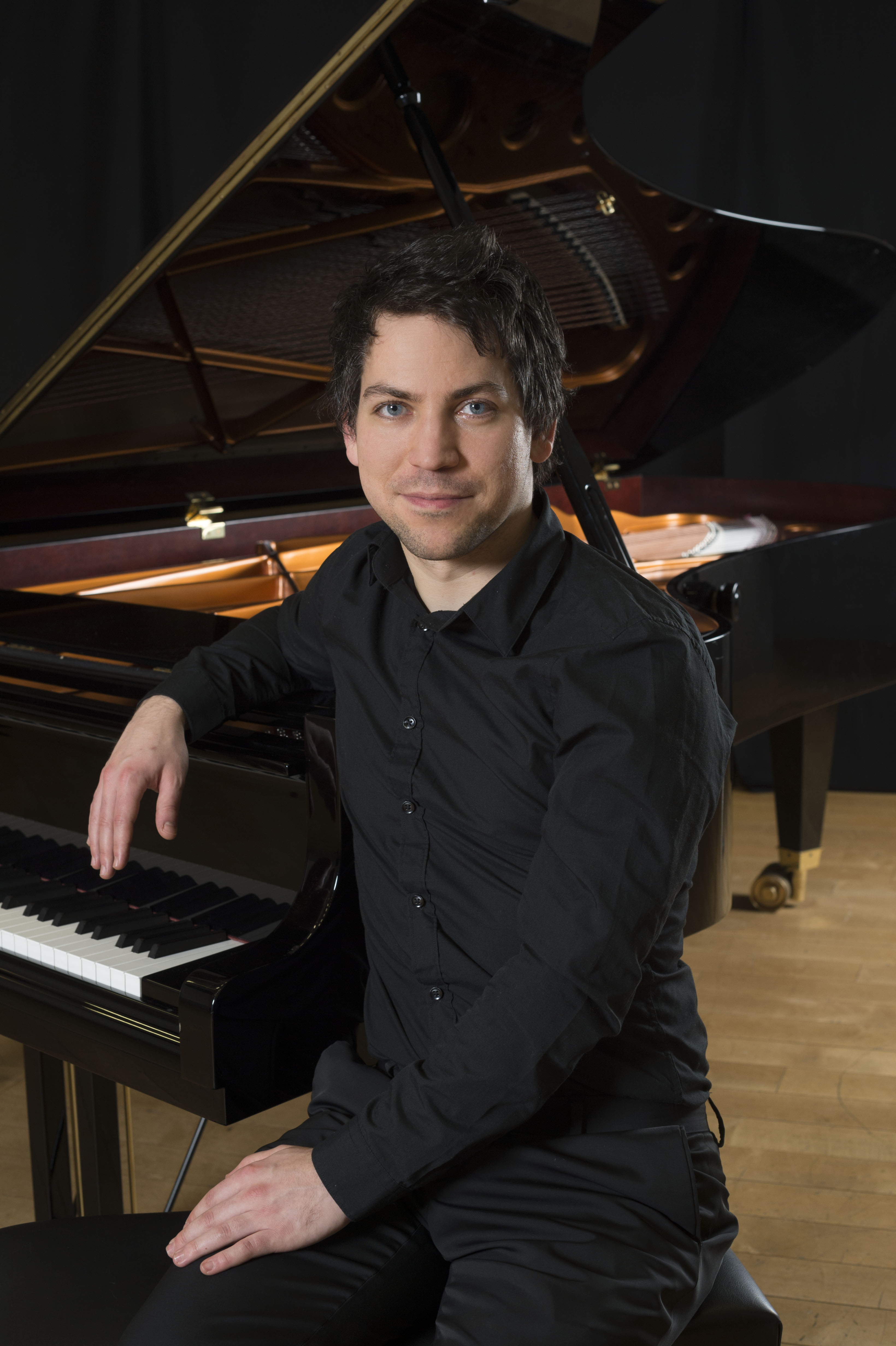 Benedek Horváth, first prize winner, Rahn Musikpreis 2016