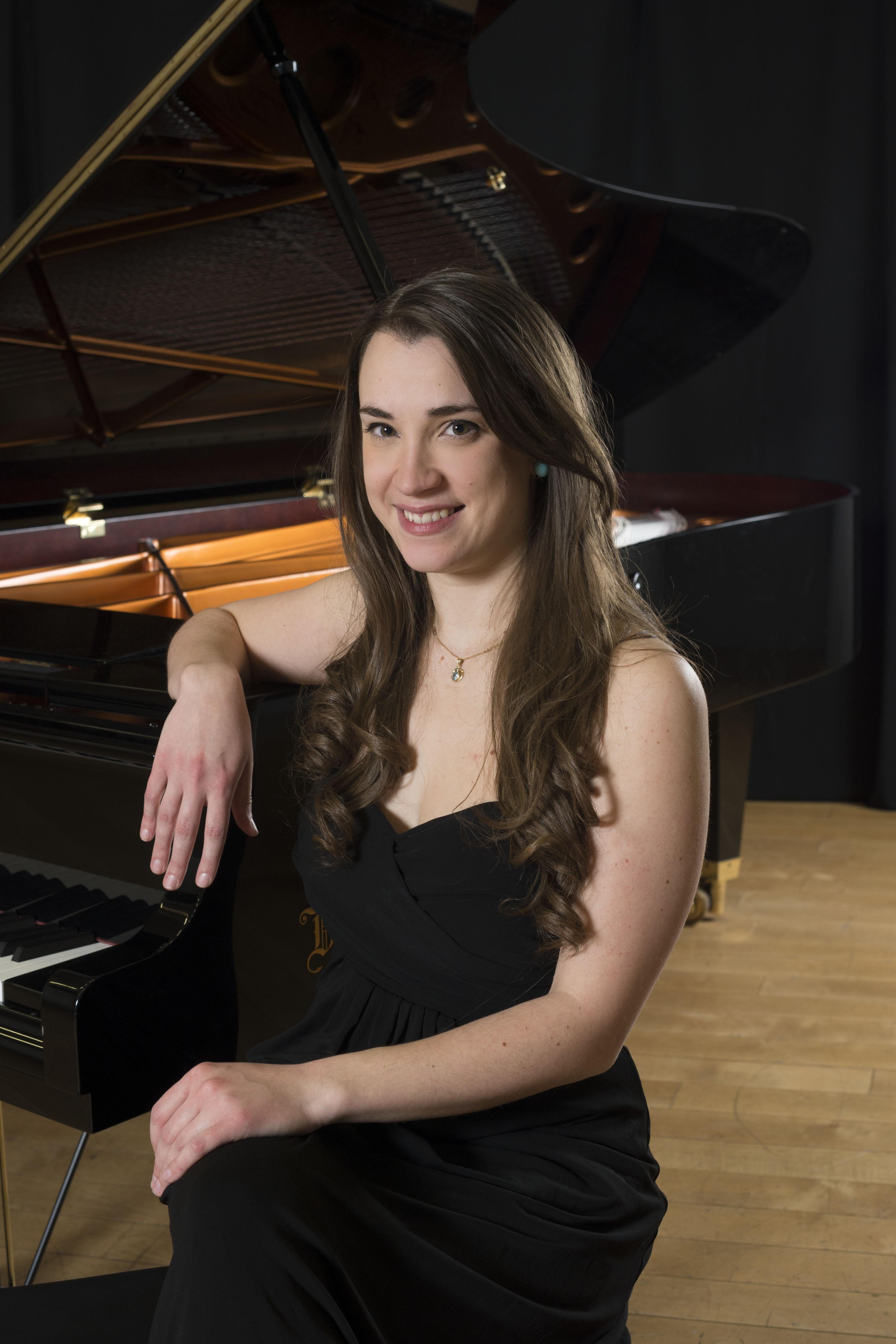 Chiara Opalio, first prize winner, Rahn Musikpreis 2016