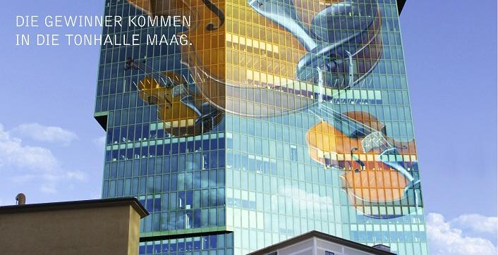 Rahn Preisträgerkonzert für Streicher