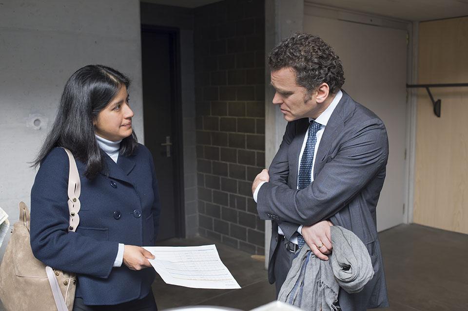 Ana Patricia Rahn Erden with Numa Bischof Ullmann (LSO)  RAHN MUSIKPREIS 2018