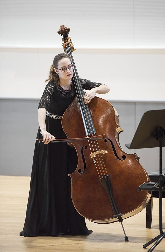 Irene Sanz RAHN MUSIKPREIS 2018 - FINAL