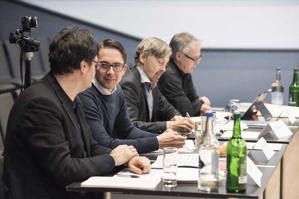 Jury RAHN MUSIKPREIS 2018