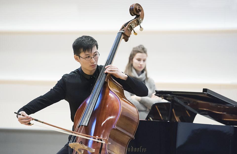 Zhixong Liu RAHN MUSIKPREIS 2018 - FINAL