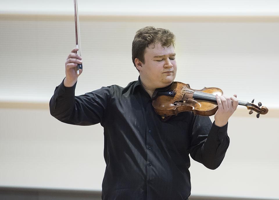 Vasyl Zatsikha RAHN MUSIKPREIS 2018 - FINAL