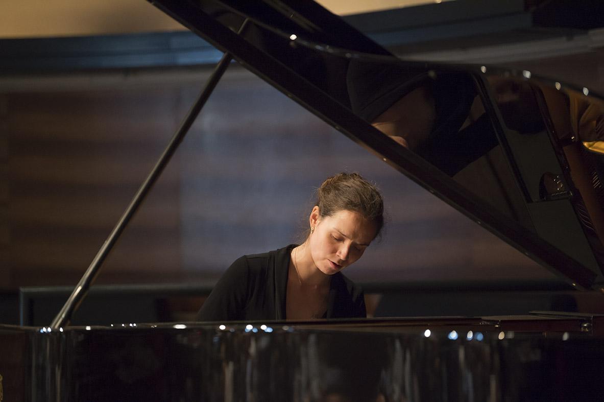 Alexandra Sikorskaya, 3. Preis Rahn Musikpreis 2016