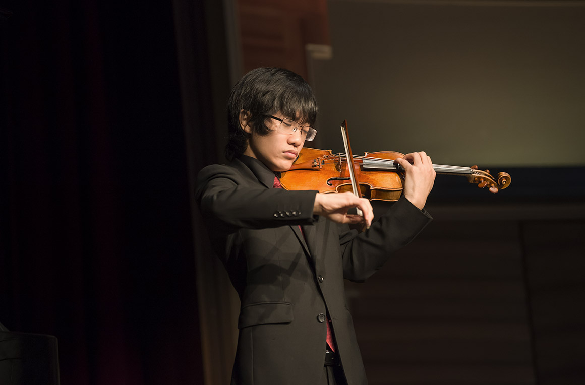 Rennosuke Fukuda, scholarship holder Rahn Kulturfonds