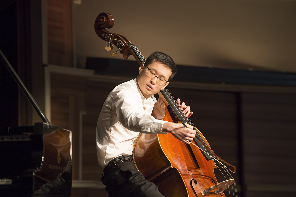 Zhixiong Liu, 1. Preisträger Rahn Musikpreis 2018