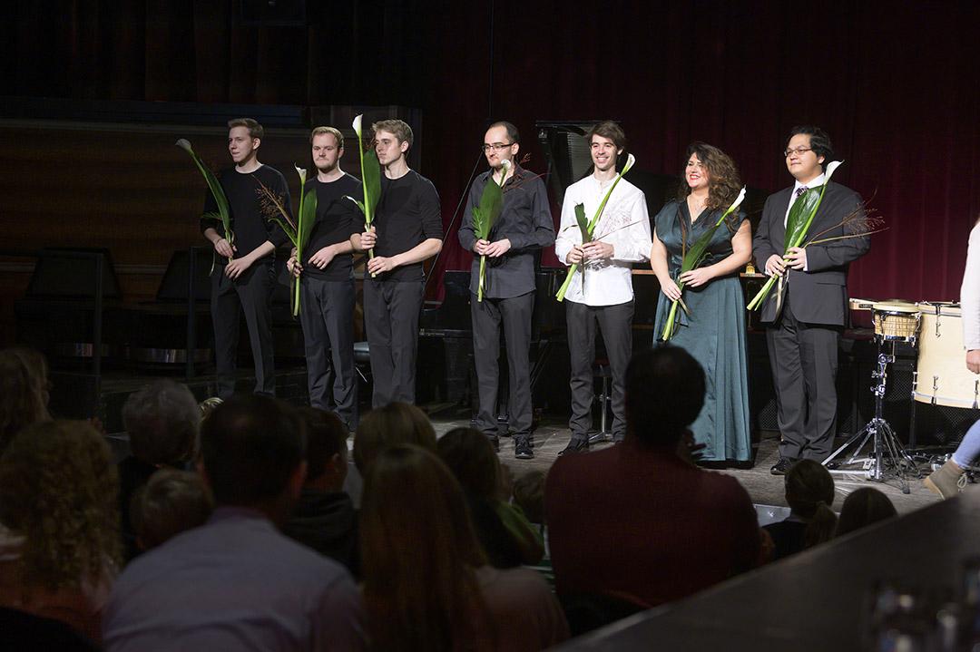Schlussapplaus - Rahn Konzert Più 2019