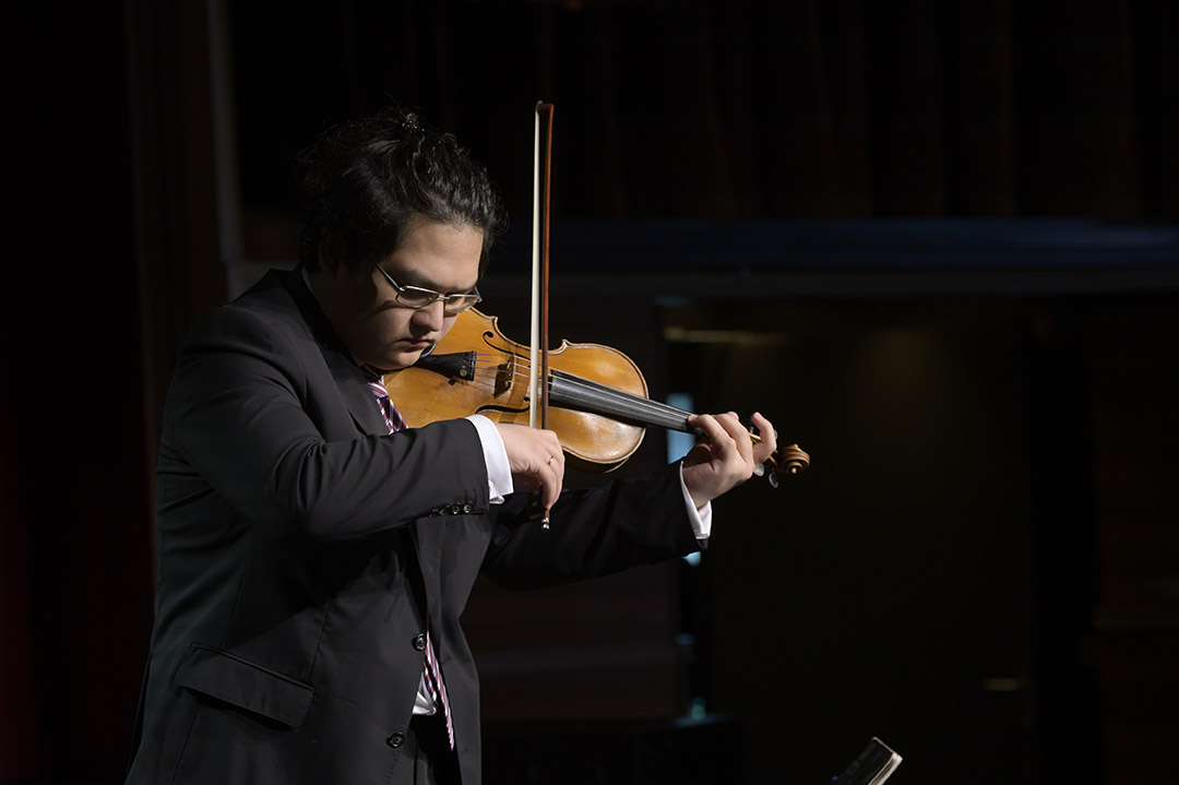 Sherniyaz Mussakhan, Preisträger Rahn Musikpreis 2018