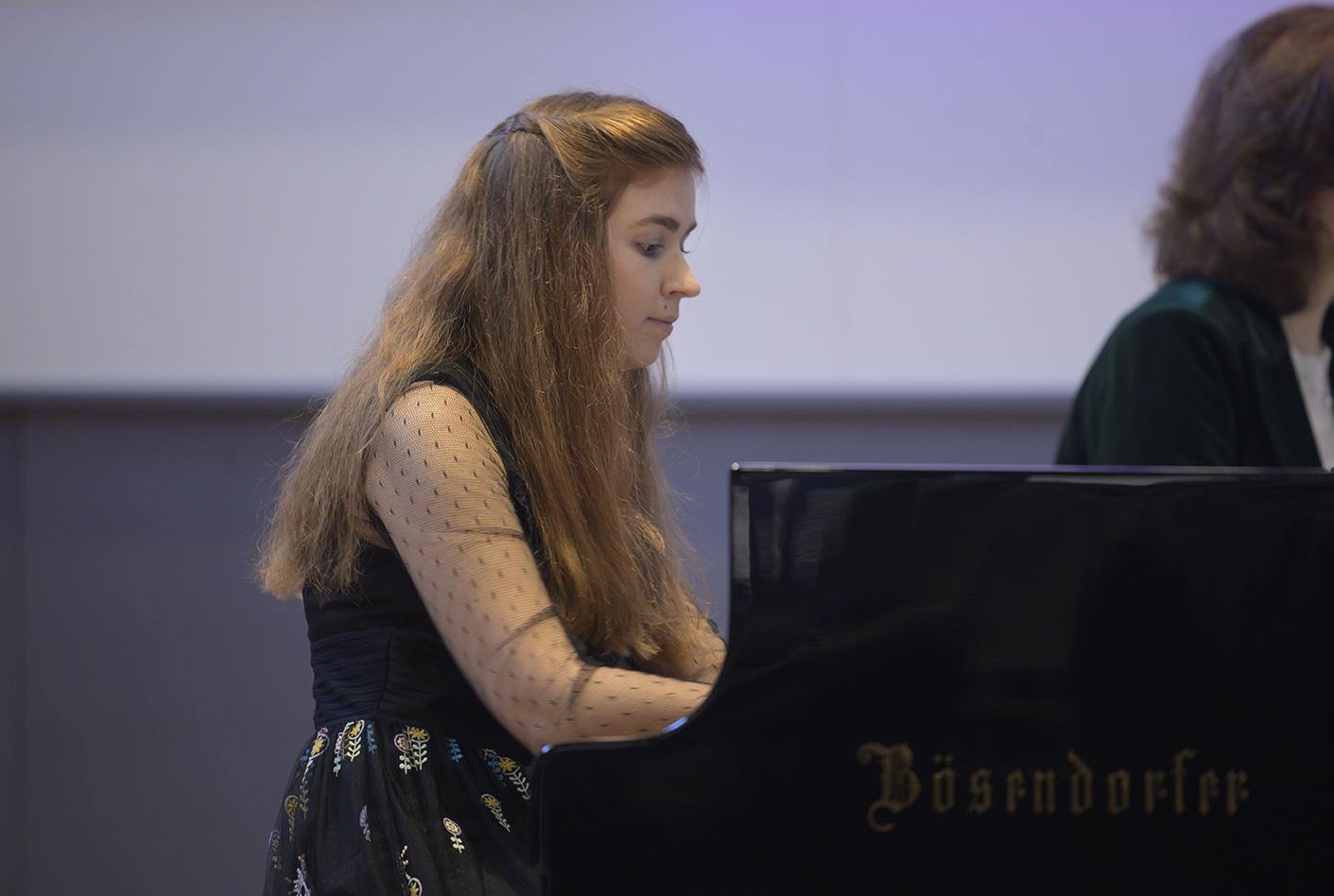 Anna Pismak, Finalistin Rahn Musikpreis 2020 für Klavier