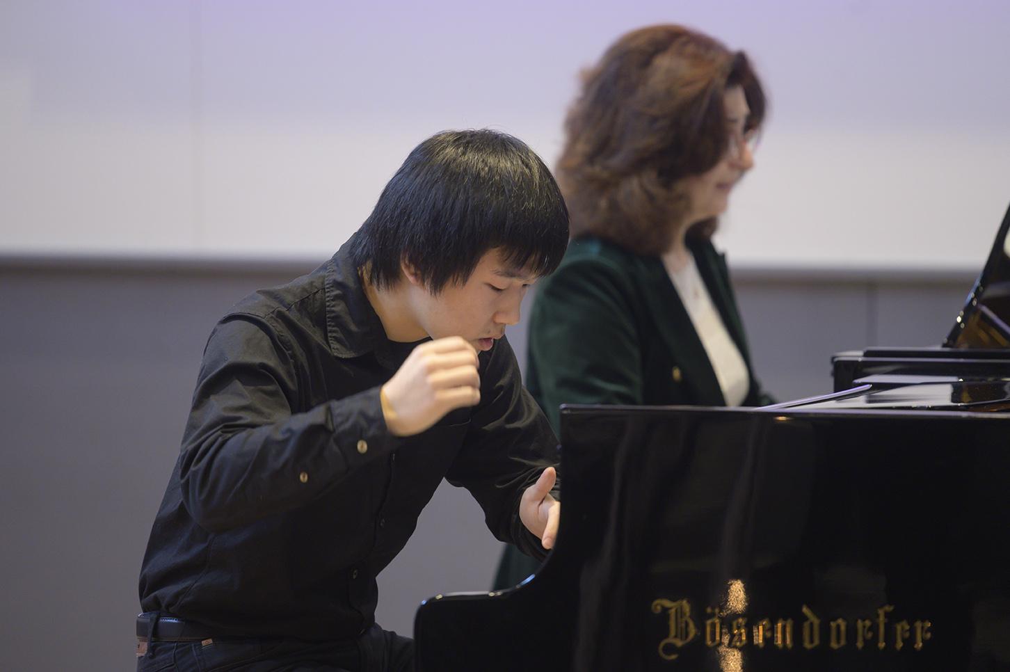 Asuto Kitamuro, Finalist Rahn Musikpreis 2020 for piano