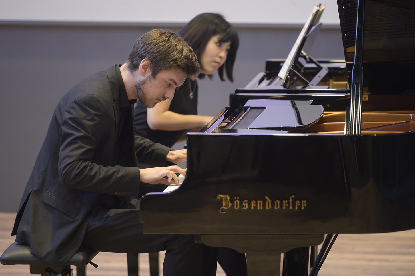 Dominic Chamot, Finalist Rahn Musikpreis 2020 für Klavier