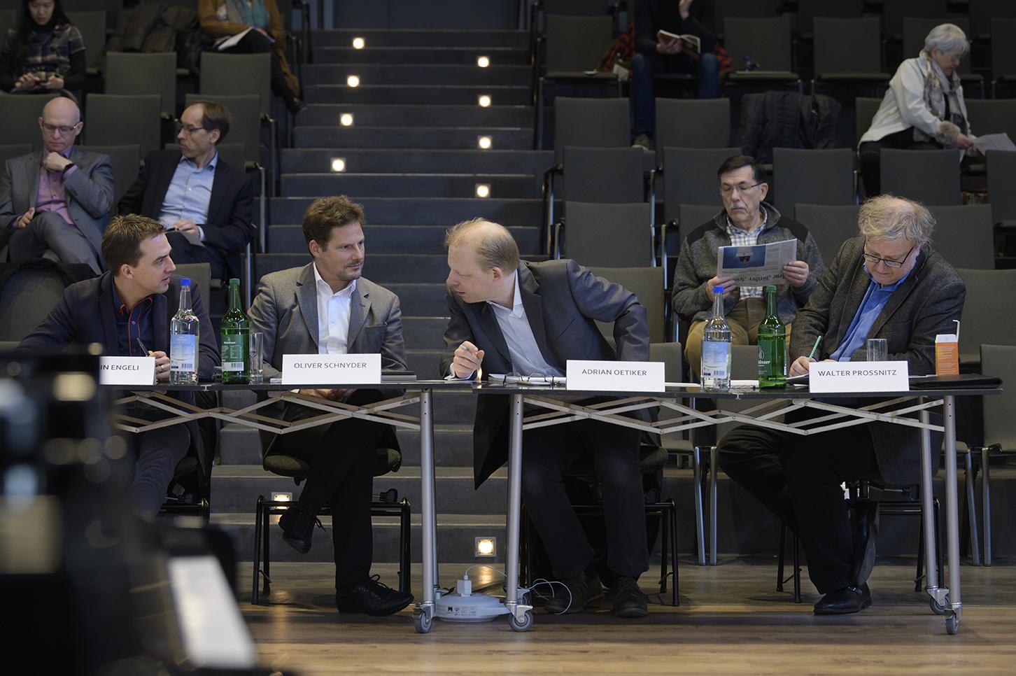 Jury, Rahn Musikpreis 2020 for piano