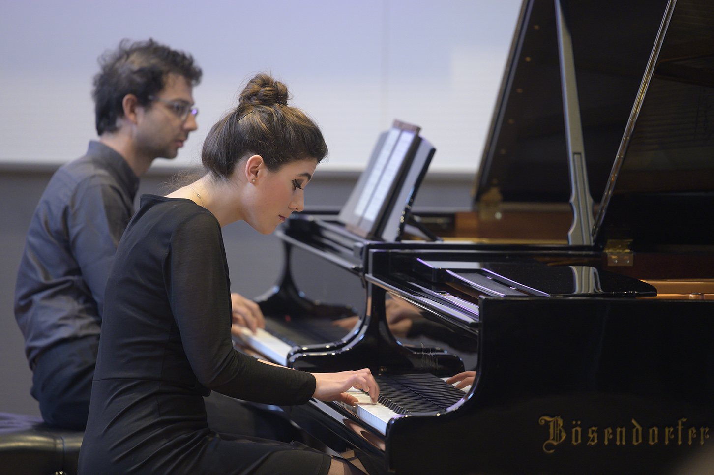 Georgiana Pletea, Finalist Rahn Musikpreis 2020 for piano