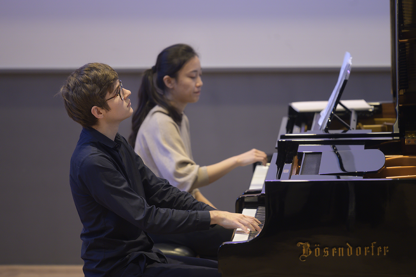 Jérémie Conus, Finalist Rahn Musikpreis 2020 for piano
