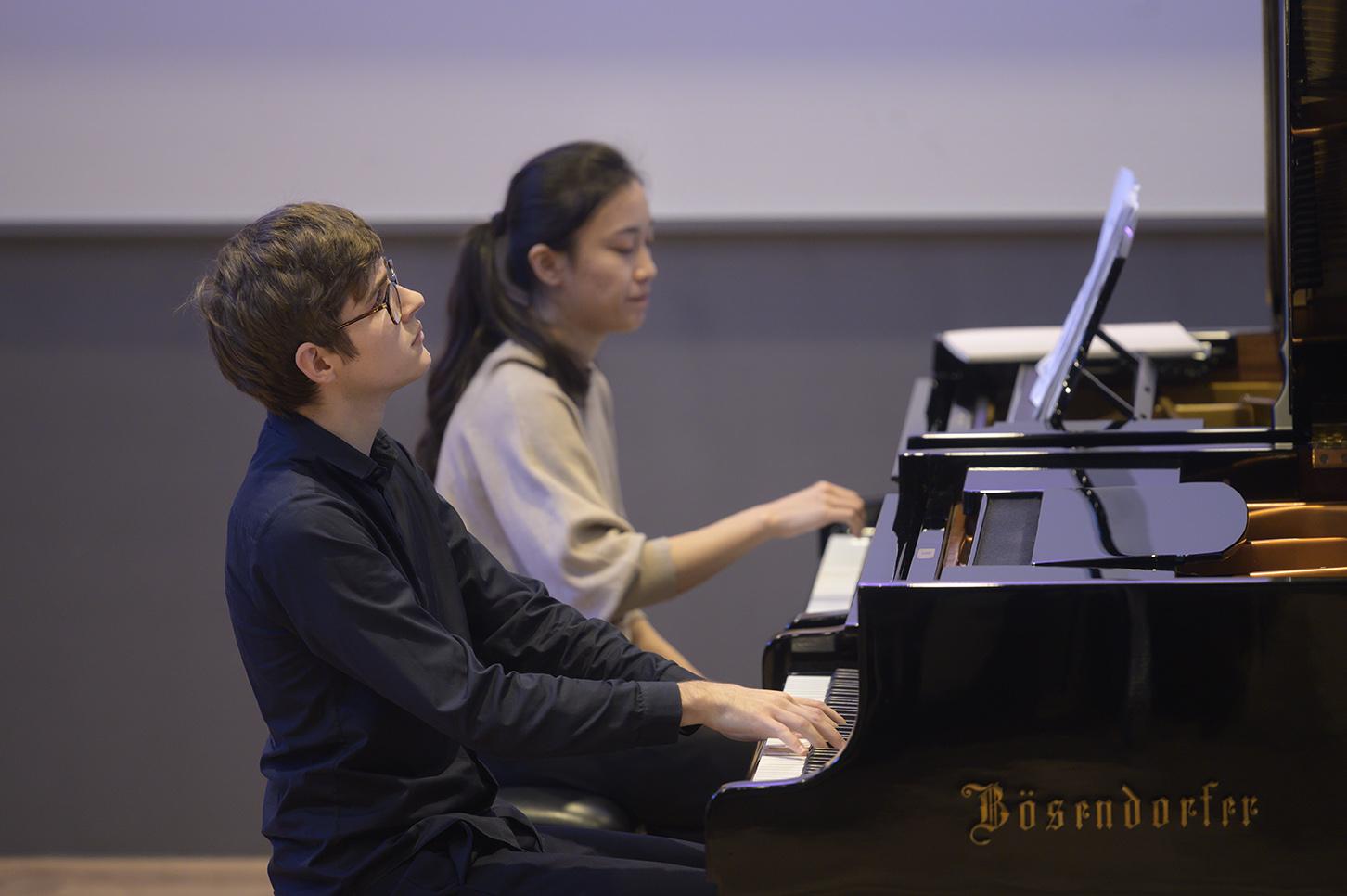 Jérémie Conus, Finalist Rahn Musikpreis 2020 für Klavier
