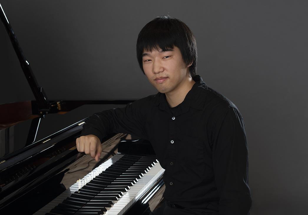 Asuto Kitamura, 1. Preis Rahn Musikpreis 2020 für Klavier