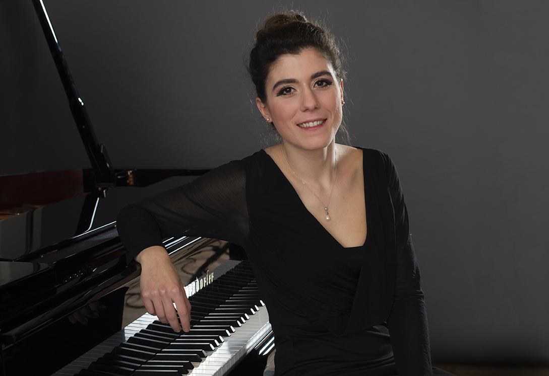 Georgiana Pletea, 2. Preis Rahn Musikpreis 2020 für Klavier