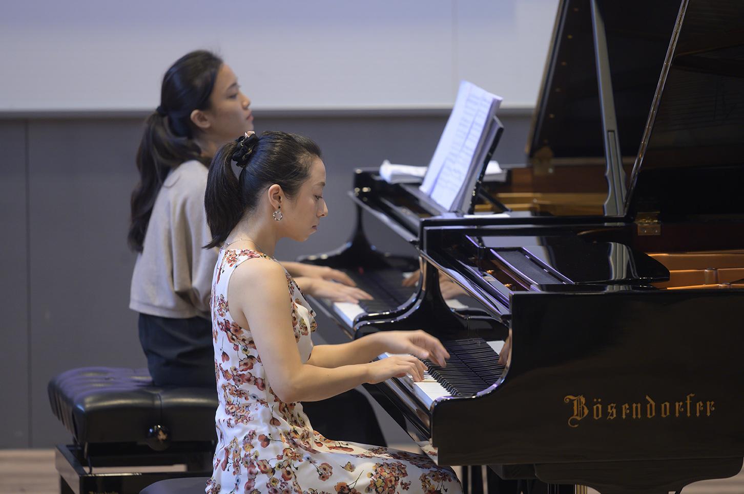 Shih-Yu Tang, Finalistin Rahn Musikpreis 2020 für Klavier