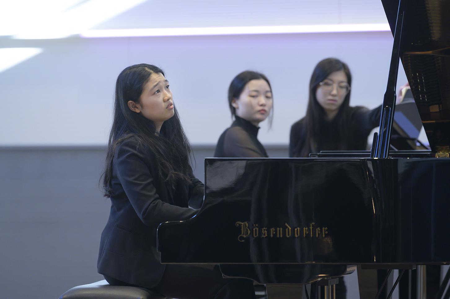 Yilan Zhao, Finalistin Rahn Musikpreis 2020 für Klavier
